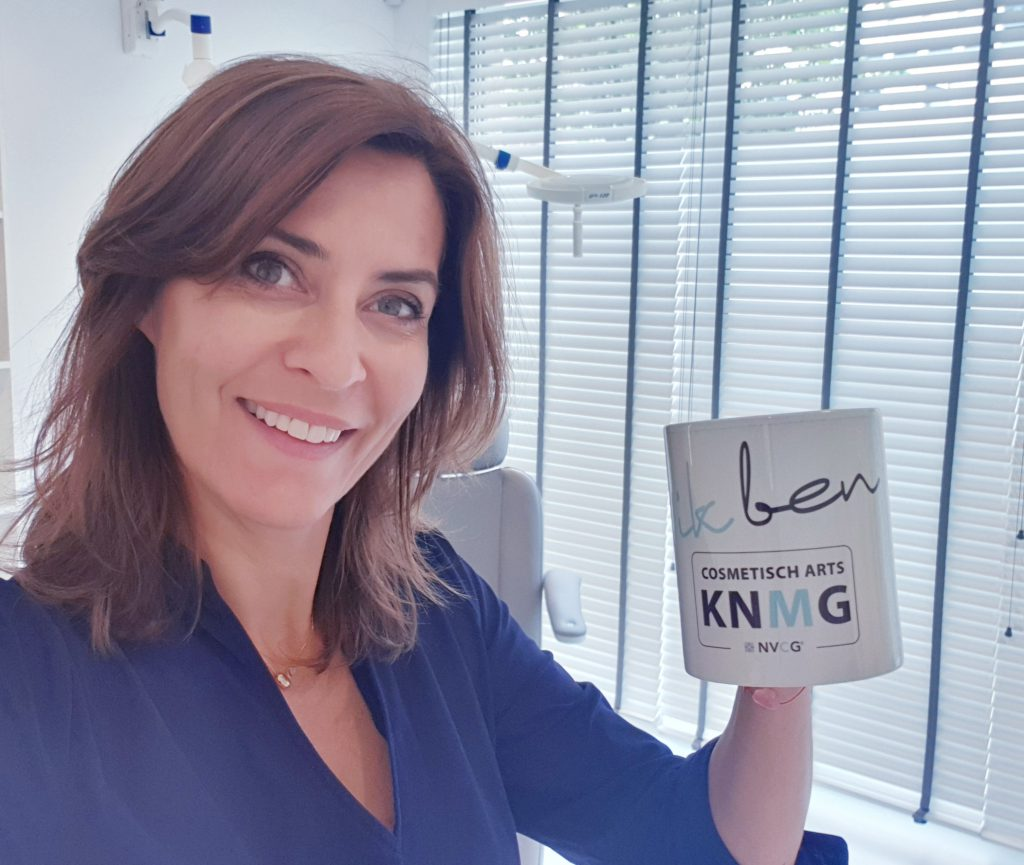Beste cosmetisch arts KNMG | Annemarie Van Rosmalen