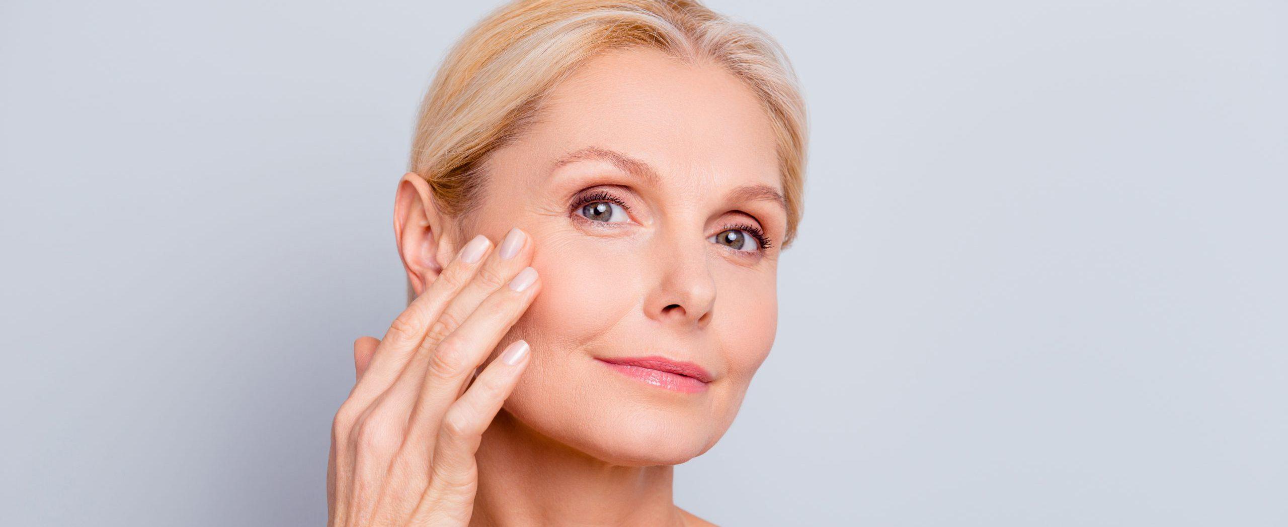 Wat doet de menopauze met de huid